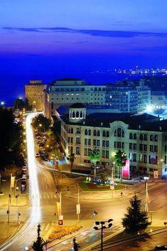 Thessaloniki, Greece  Photo by Vasilis Argiropoulos