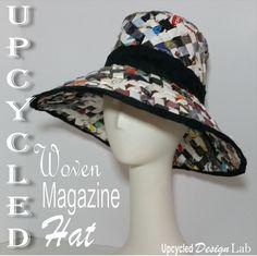 Woven Sun Hat