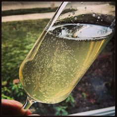 Our friends at Vintage Teas enjoy sparkling Green Tea Sauvignon!