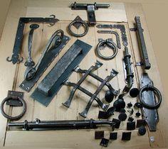 Rustic Hardware, Clavos, Decorative Nails, Decorative Hinges