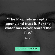 Our latest collection of inspirational Rumi quotes and sayings that will make you see the bright side of life. Rumi quotes are well known f. Best Rumi Quotes, Love Breakup Quotes, Rumi Quotes Life, Trust Quotes, Inspirational Quotes Pictures, Dream Quotes, Best Love Quotes, Love Yourself Quotes, Wise Quotes
