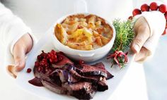 Christmas recipies: deer roast/poronpaisti