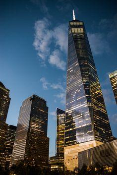 New York City - New York - USA -One World Trade Center
