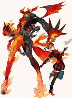 yokopeko Monsters, Video Games, Character Design, Anime, Videogames, Video Game, Cartoon Movies, Anime Music, Animation