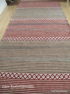 Eijan Kudontaputiikki: Ruusukasraita matto