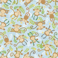 little monkey | blendfabrics.com