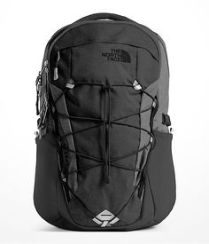 Buy the The North Face Borealis Laptop Backpack - at eBags - Bungee cords add rugged style to this laptop backpack from The North Face. The North Face Borealis L Backpack Online, Laptop Backpack, Backpack Bags, Camo Backpack, The North Face, North Faces, North Face Women, North Face Rucksack, Black North Face Backpack