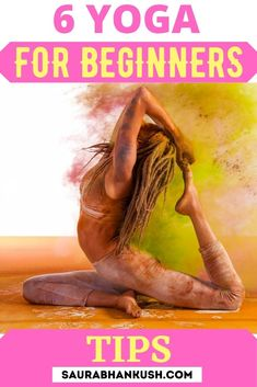 My fav 6 must-know yoga for beginners tips and these tips are from my own personal journey with yoga poses. Easy Yoga For Beginners, Lose Thigh Fat Fast, Morning Yoga Routine, Beginner Yoga Workout, Corpse Pose, Yoga Nidra, Facial Exercises, Yoga For Weight Loss, Ashtanga Yoga