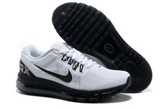 Authentic-Nike-Air-Max-2013-Men-White-Black-Running-Shoes-FQR25.jpg (800×531)