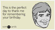 Happy Birthday E-Cards