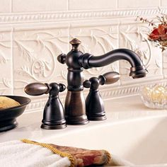 Bathroom Faucet Picks: Traditional Faucets Need a new faucet? www.croppmetcalfe.com/plumbing