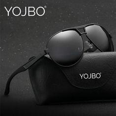965ff1d391 YOJBO Pilot Mens Sunglasses 2018 Polarized Gafas De Sol Mujer Points for Women  Sun Polar Driver Glasses Brand Designer Eyewear - Happiest Women