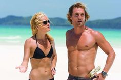 Fool's Gold - Kate Hudson and Matthew McConaughey - Snap Stills/Rex Features