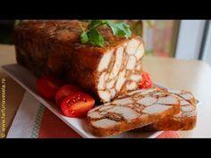 Romanian Food, Food Videos, Carne, Make It Yourself, Breakfast, Youtube, Meat, Chicken, Salads