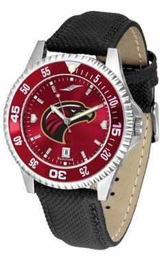 Louisiana Monroe Warhawks- University Of Competitor Anochrome- Poly/leather Band W/ Colored Bezel - Men's by Sports Memorabilia. $78.73. Makes a Great Gift!. Louisiana Monroe Warhawks- University Of Competitor Anochrome- Poly/leather Band W/ Colored Bezel - Men's