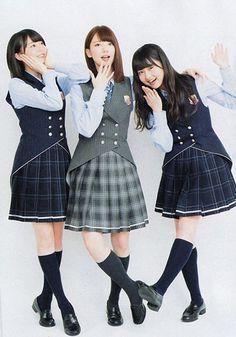 Japan School Uniform, School Uniform Outfits, Cute School Uniforms, School Girl Japan, School Girl Outfit, Girls Uniforms, Girl Outfits, Japanese Girl, Cute Girls