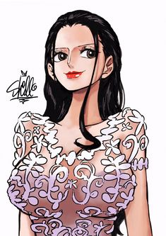 One Piece Manga, One Piece Series, One Piece Nami, One Piece Fanart, Nico Robin, Art Anime, Anime Art Girl, Manga Art, Anime Girl Hot
