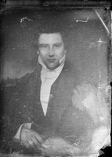 A true photographic image of Joseph Smith Jr.: The Daguerreotype and Joseph Smith Jr.