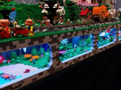 2014 Lego display - Sunshine Coast