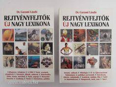 rejtvényfejtők új nagy lexikona I-II. kötet, 1092 oldal és 1072 oldal