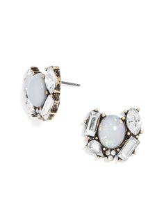Opal Malisandre Studs Earring | BaubleBar