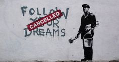 Once upon a time not so very long ago, graffiti was only thought of socially as taboo. It was an act of vandalism found in low-income neighborhoods, completely void of any artistic merit. But sometime in the 1980s, graffiti began to morph from tagging into something more complex and, daresay...