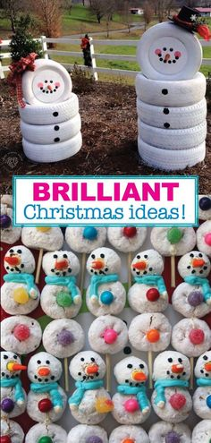 Are you looking for some new home decor and treat ideas for the holidays this year Take a look at these brilliant and exciting Christmas ideas These crafts recipes and DI. Summer Christmas, Christmas Sweets, Diy Christmas Gifts, All Things Christmas, Holiday Crafts, Holiday Fun, Christmas Decorations, Christmas Ideas, Christmas Recipes