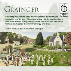 Grainger: Country Gardens and other piano favourites-Interprètes Divers-Warner Classics