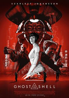 Poster zum Film: Ghost in the Shell