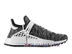 separation shoes b3dbb f32aa Nouveaux produits Adidas PW Human Race NMD Chaussure Adidas HommeFemme Gris  blanc AC7359-