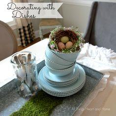 Spring Table-Decorat