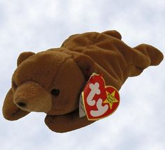 6ed43209f93 Items similar to 12 New CUBBIE The Brown Bear