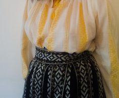 """Romanian skirt - """"valnic"""""""