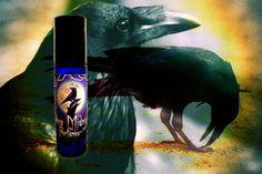 RAVEN BOY Perfume Oil: Inspired by Game of Thrones - oakmoss, musk, tobacco leaf, sage, dark vanilla sugar, amber, oak - Bran Stark