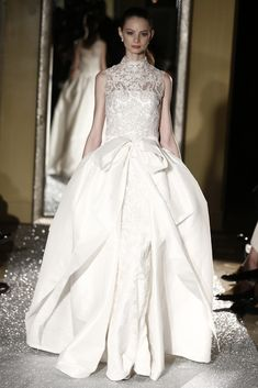 Oleg Cassini Bridal Fall 2015
