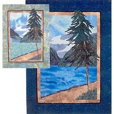 Lakeshore Stroll By Rocky Mountain , Applique | Quilterswarehouse