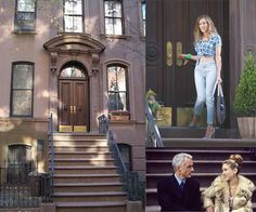 66 Perry street. Upper East Side (245 E 73rd Street, between Park and Madison to be exact).  Image from https://s-media-cache-ak0.pinimg.com/736x/de/3e/4a/de3e4a93145a937305e0223a14d8aa05.jpg.