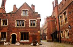 Kitchens, Hampton Court