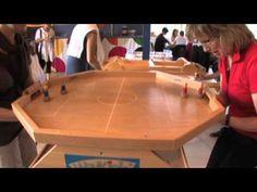 play4you-Spielpark bei Basel. Spiele aus aller Welt für Firmen- und Kund...