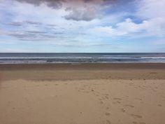 South Shields beach