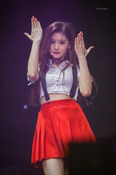 Kpop Girl Groups, Kpop Girls, Cute Asian Babies, Ailee, Yuehua Entertainment, Nanami, Stage Outfits, Mothers Love, My Princess