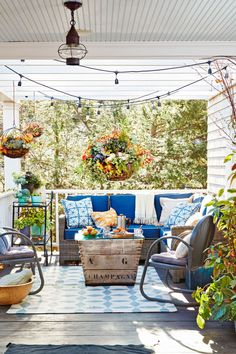 Grab a drink and a book and make your outdoor space your favorite escape.