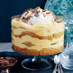 The longer this silky pumpkin tiramisu dessert sits, the better it gets. Waiting to eat it is the hardest part. Click for more pumpkin recipes you have to check out this Thanksgiving.