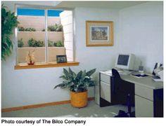 idea for a basement window
