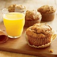 Sweet Potato Muffins - from Runners World great for a prerun breakfast or postrun snack!