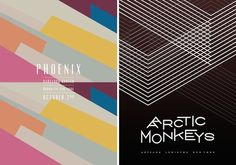 Graphic Music Bands Posters – Fubiz™