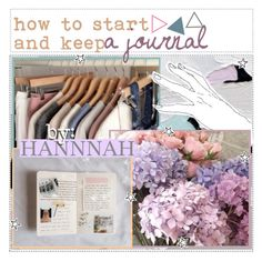 """HOW TO START AND KEEP A JOURNAL 