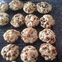 """Chocolate Chip Cookies (Gluten Free) 