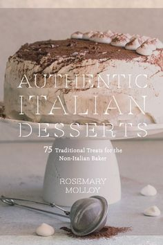 "Before I tell you a little bit about my first Cookbook ""Authentic Italian Desserts"", I would like to tell you a little bit about how it actually came about. Starting from the big always asked question ""How in hell did you end up in Italy""? #cookbook #recipes #Italianrecipes #desserts #breakfast #dinner #cookies #nobakedesserts #drinks via @https://it.pinterest.com/Italianinkitchn/"