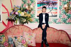 RJ Berger Actor Paul Iacono Moonlights as Party Promoter #styled247